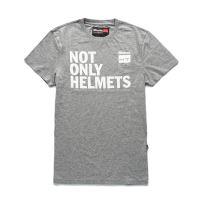 Blauer Triko Not Only Helmets šedá L