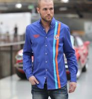 GPO Le Bleu shirt L