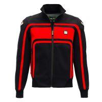 Blauer Bunda Easy Rider černá/červená L
