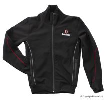 Pánská bunda Bimota Softshel černá XL