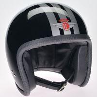 Davida Speedster 3 Stripe černá/stříbrná L